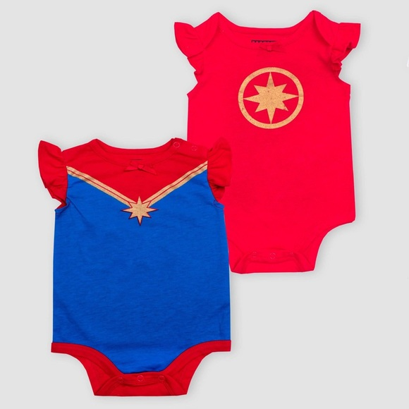 Marvel Costumes Halloween Captain Marvel 3 Pcs Set Poshmark May tweak some costume elements but for now fairly content complete captain marvel. poshmark
